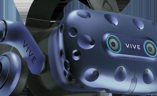 「新东西」眼动追踪?#30001;恚TC Vive Pro Eye 开启预售