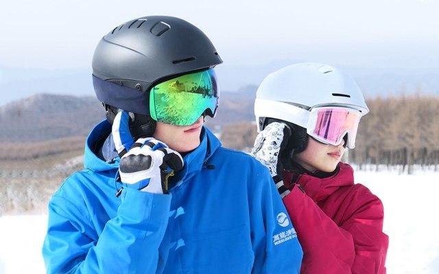 Smart4u藍牙滑雪頭盔