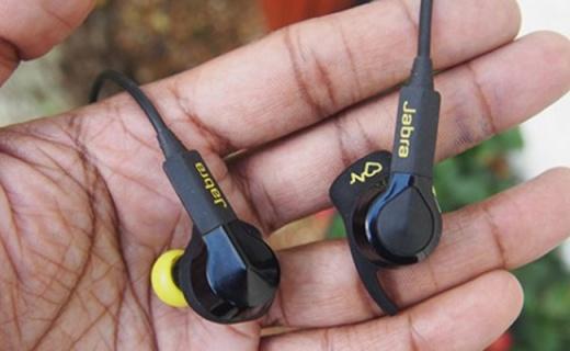 捷波朗Sport Pulse运动耳机:环绕音效还能降噪,10米蓝牙可监测心率