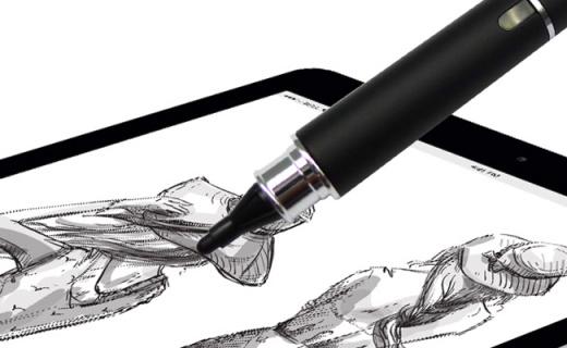 SK 觸控電容筆:2.5mm極細觸點,雙筆頭設計工作生活兩不誤