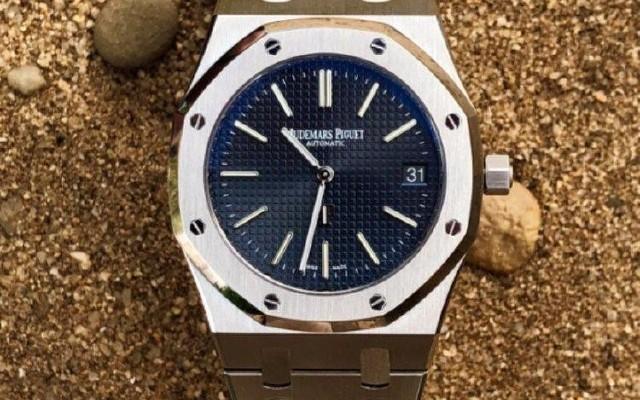 忠一表業:XF廠壓軸之作皇家橡樹15202ST腕表