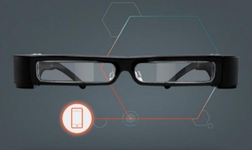 「新东西」AR眼镜普及款?爱普生推出仅需手机驱动的 Moverio BT-30C