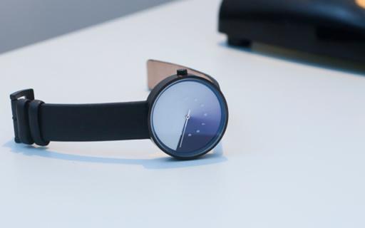 這塊可以隱藏時間的手表,讓你更加珍惜當下