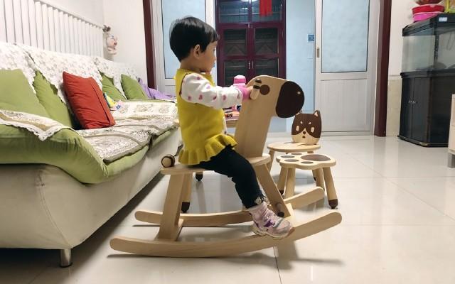 小米有品布局兒童家具,樹上實木桌椅材質健康環保,設計童趣盎然