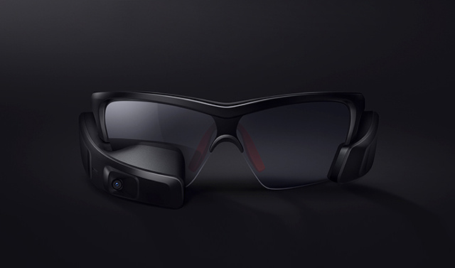 AlfaReal AR 运动智能眼镜 首发试用