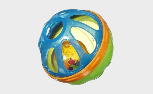 Munchkin沐浴球洗澡玩具:食用级颜料色彩鲜艳,让宝宝爱上洗澡