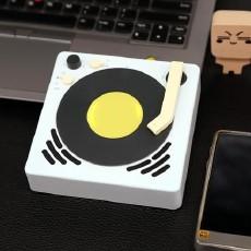 黑膠唱機也可以這么可愛?BeeFo黑膠小唱機開箱評測