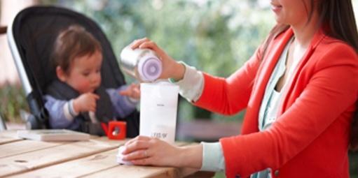 飛利浦新安怡SCF256/00暖奶杯:2.5分鐘熱奶,安全材質使用放心