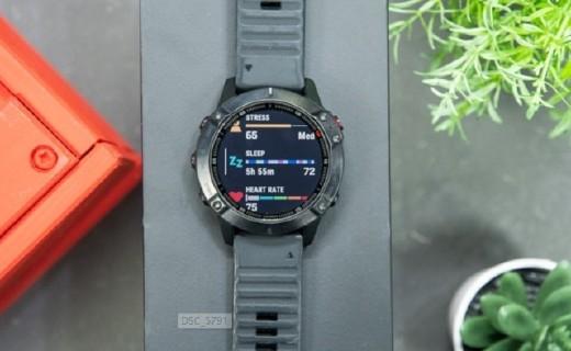 佳明發布了一款可監測睡眠的智能手表,未來可用于改善用戶健康