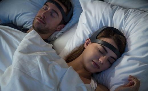 這個能讓你快速入眠,微聲波傳導按摩熟睡一整晚