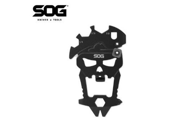 SOG索格 骷髏頭多功能組合工具