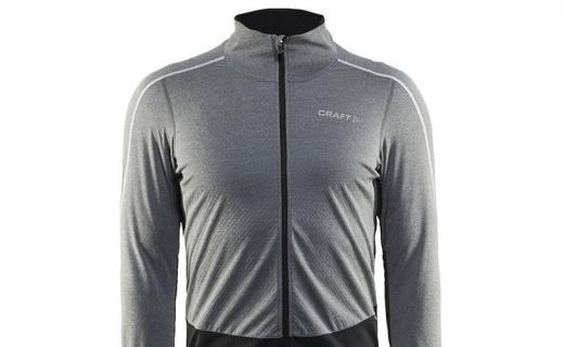 CRAFT長袖騎行服:完美貼合身體曲線,增加騎行快感