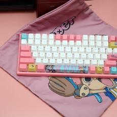 狂熱行動熱映|AKKO3084航海王喬巴機械鍵盤來了