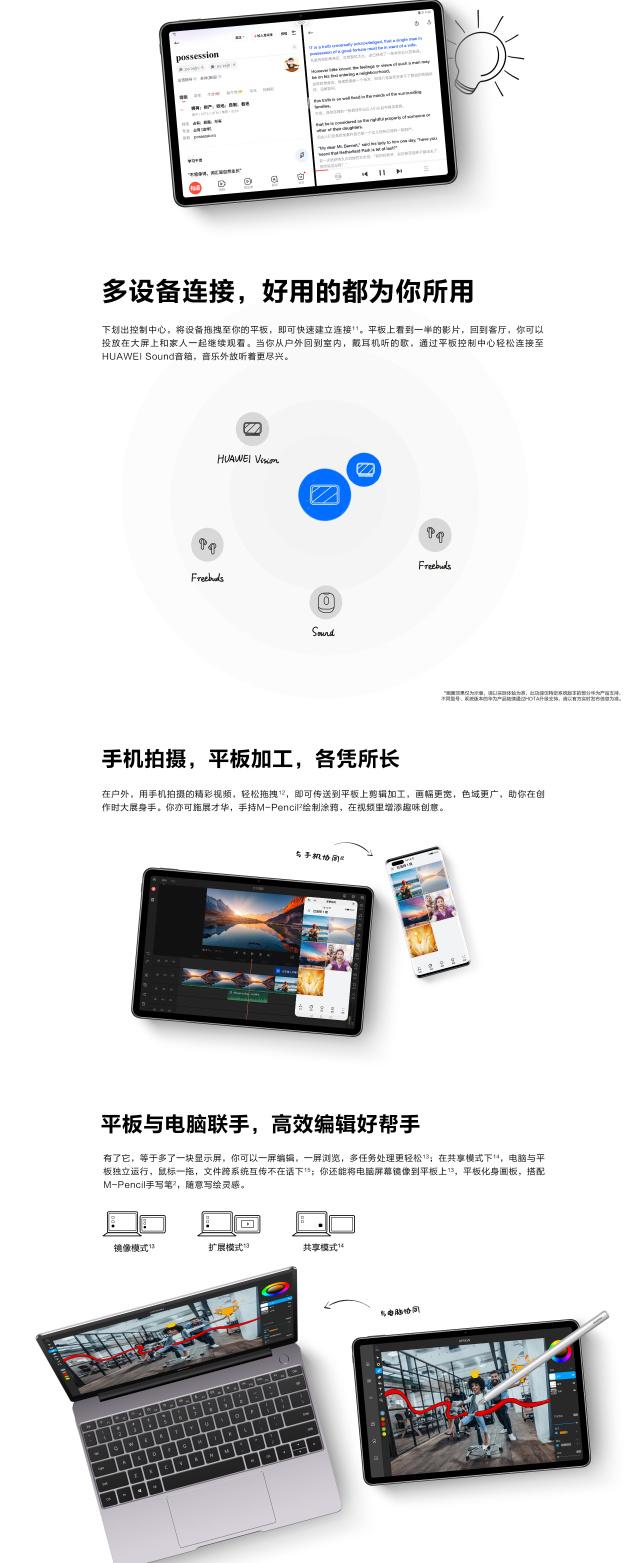 华为(HUAWEI)MatePad11