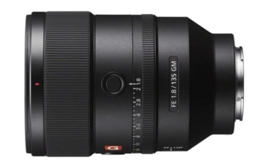 为极致人像而生,索尼发布135mm/F1.8大光圈镜头
