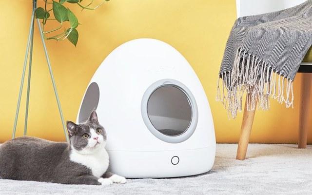 moestar萌王星 智能寵物冷暖窩