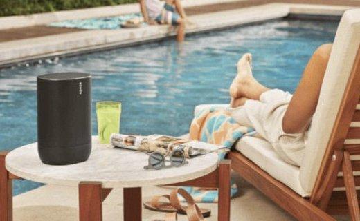 「新东西」全自动调音,Sonos即将推出新款便携式音箱