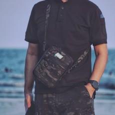 戰術愛好者的夏季隨身包