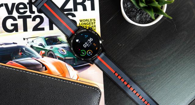 圣誕、新年時尚禮物:華為Watch GT2新年款暖心來襲