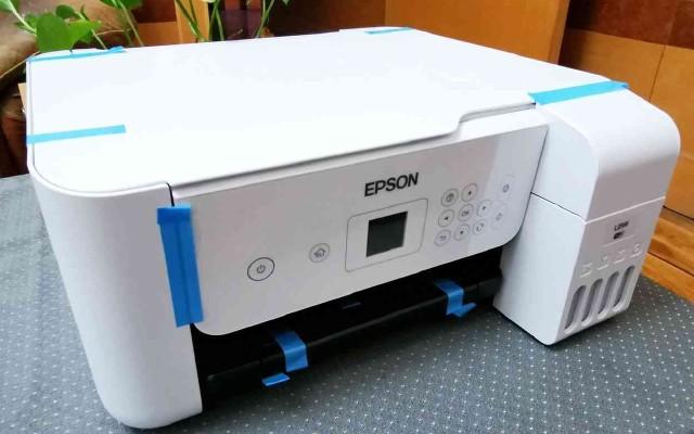 從此打印不求人|愛普生墨倉式L3166彩色無線多功能一體機體驗