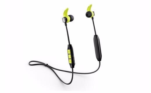 森海塞爾CX SPORT入耳式無線耳機:音質不俗,滿電續航6小時
