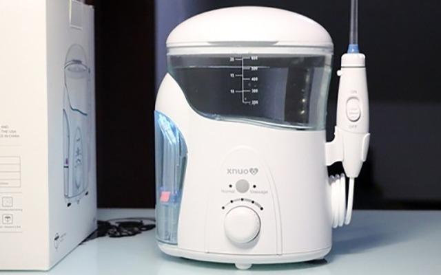给牙齿做个大保健, 心诺X809冲牙器体验