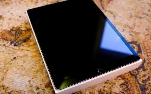大!大!大!iPad PRO簡單開箱體驗