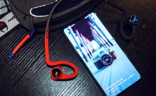 繽特力運動耳機:外觀風騷佩戴穩固,它竟成了我運動的理由