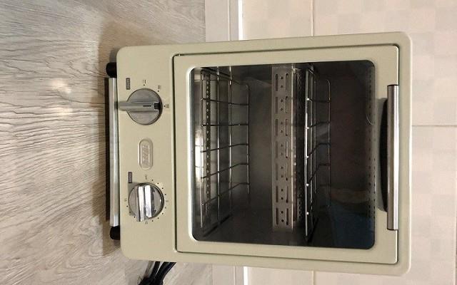烤箱試用報告