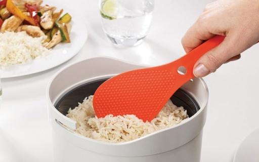 Joseph Joseph微波飯煲,5分鐘將生米煮成熟飯