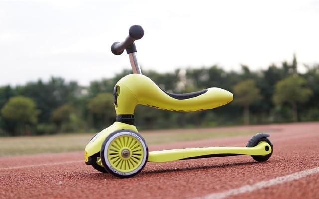 就是这么酷,酷骑Velo Kids3儿童滑板车!