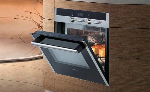 西门子微波烤箱:44L大容量,15种自动烹饪程序