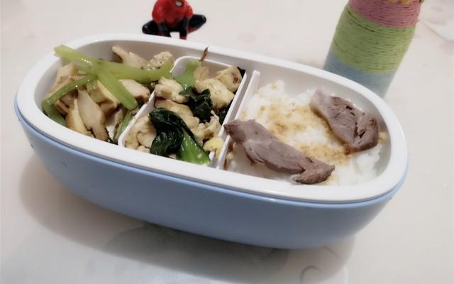 職場午餐必備:秋冬帶飯神器,免水加熱的便當盒!