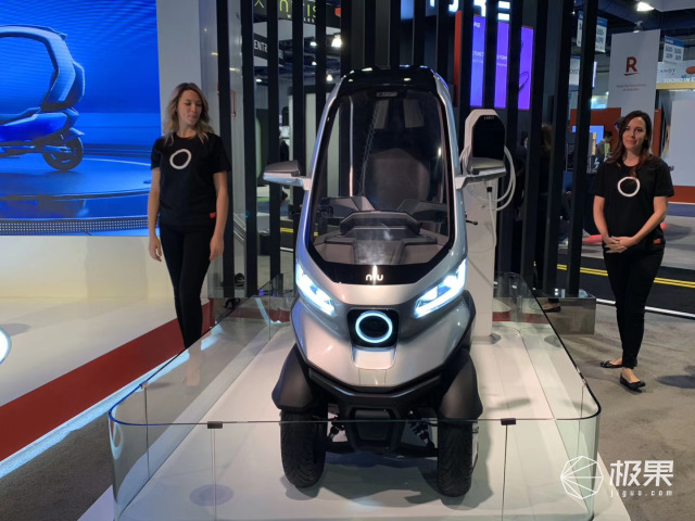 「CES2020」未來座駕就是它?小牛新款拉風神車現場體驗!自動駕駛只是前菜……