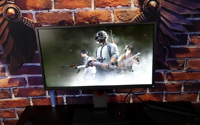 专业的FPS游戏玩家显示器首选:?#23458;?XL2540电竞显示器
