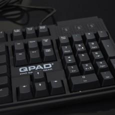 199買它不香么:qpad畫廠MK70剁手開箱