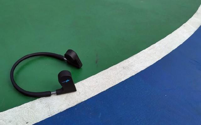 用头骨听歌,G-FIRE蓝牙骨传导耳机不一样听音体验