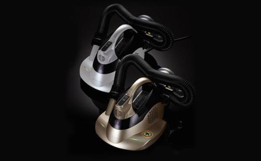 ATOCARE DR9000除螨吸塵器:雙通道大吸力,除塵滅螨一次搞定