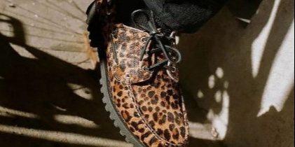 這個聯名有點騷:Supreme × 踢不爛合作推出豹紋系列