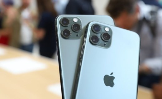 iPhone 11 Pro上手体验:全新韭菜绿配色,后置1200万三摄,迄今最强!