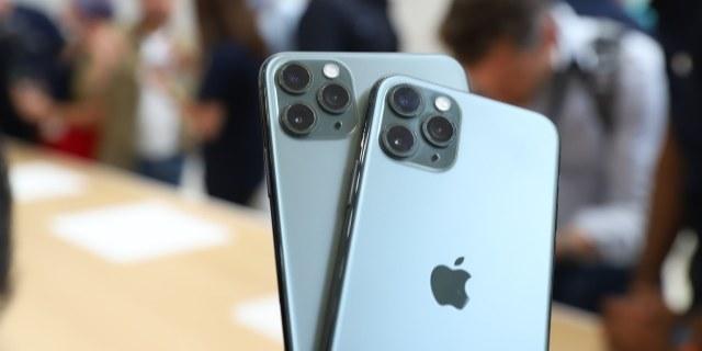 iPhone 11 Pro上手万博体育max下载:全新韭菜绿配色,后置1200万三摄,迄今最强!
