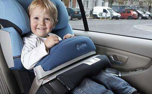 Cybex Solution安全座椅:11段高度可調節,孩子從小能用到大