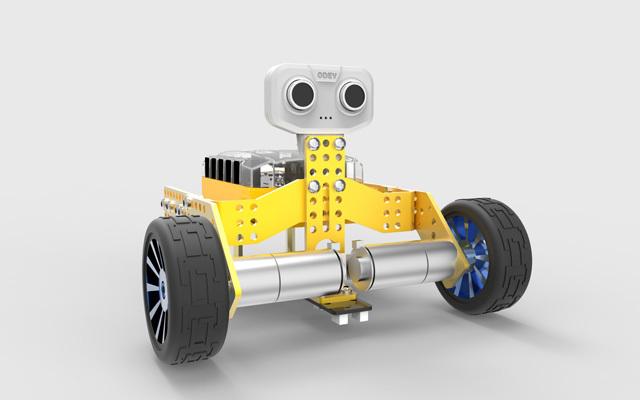 奧豆叢林先鋒智能編程機器人