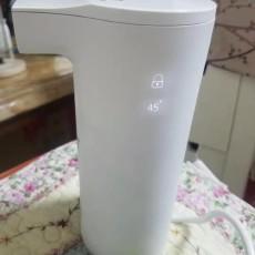 集米即熱便攜飲水機使用報告