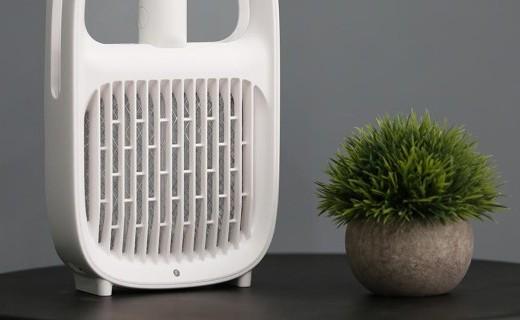 「新东西」夏日灭蚊神器,Yeelight推出两用灭蚊灯