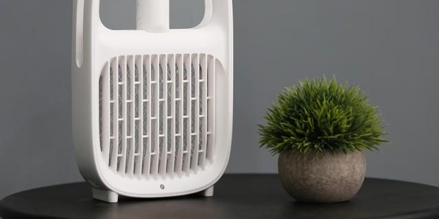 「新東西」夏日滅蚊神器,Yeelight推出兩用滅蚊燈