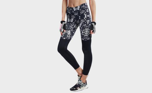 HOTSUIT女款健身瑜伽褲:面料輕薄透氣,可加速血液循環