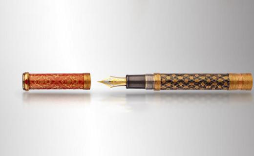 日本國寶級大師手工打造的鋼筆,全球限量僅1支