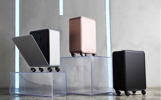 TUPLUS途加铝框行李箱