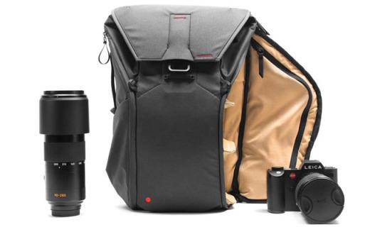 徠卡限量雙肩相機背包發布,能裝電腦通勤必備